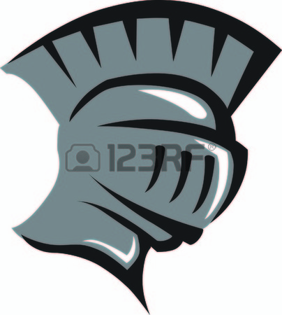Show Your Team Spirit With This Knight Logo. Everyone Will Love.