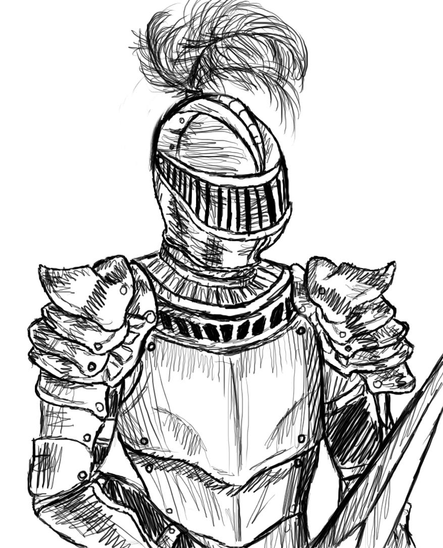 Showing post & media for Cartoon knight armor clip art.
