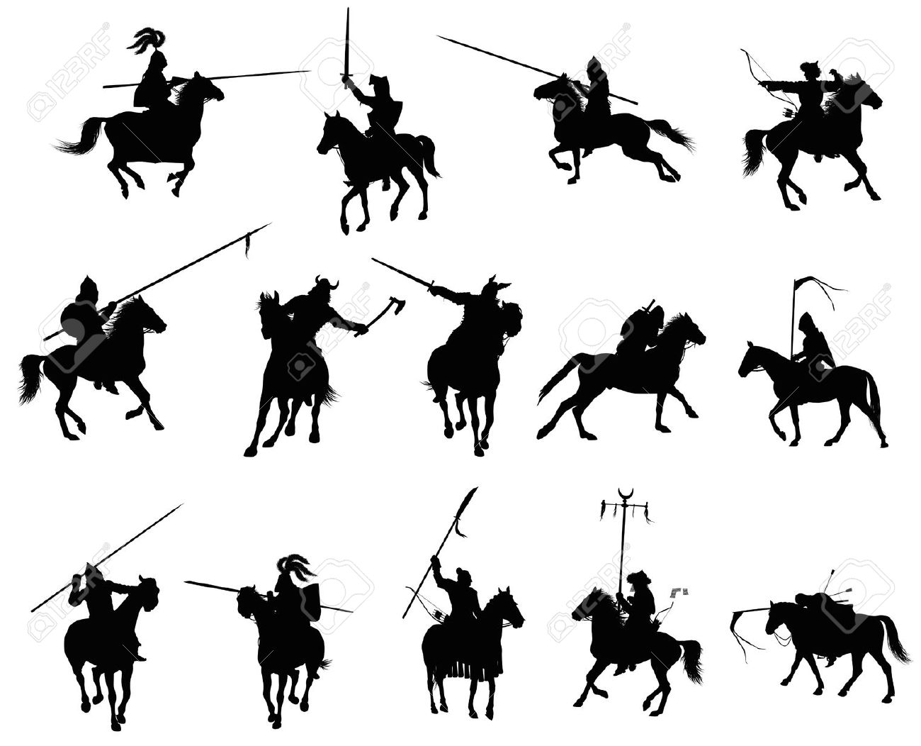15,680 Medieval Knight Cliparts, Stock Vector And Royalty Free.