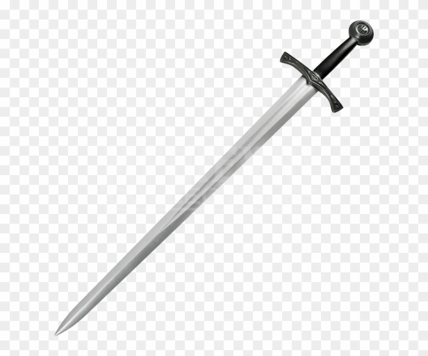 Drawn Knight Sword.