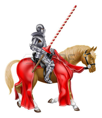 179 Jousting Stock Vector Illustration And Royalty Free Jousting.