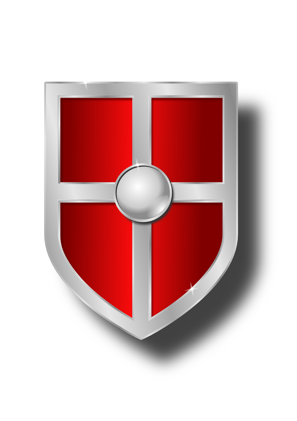 Knights Shield Clipart.