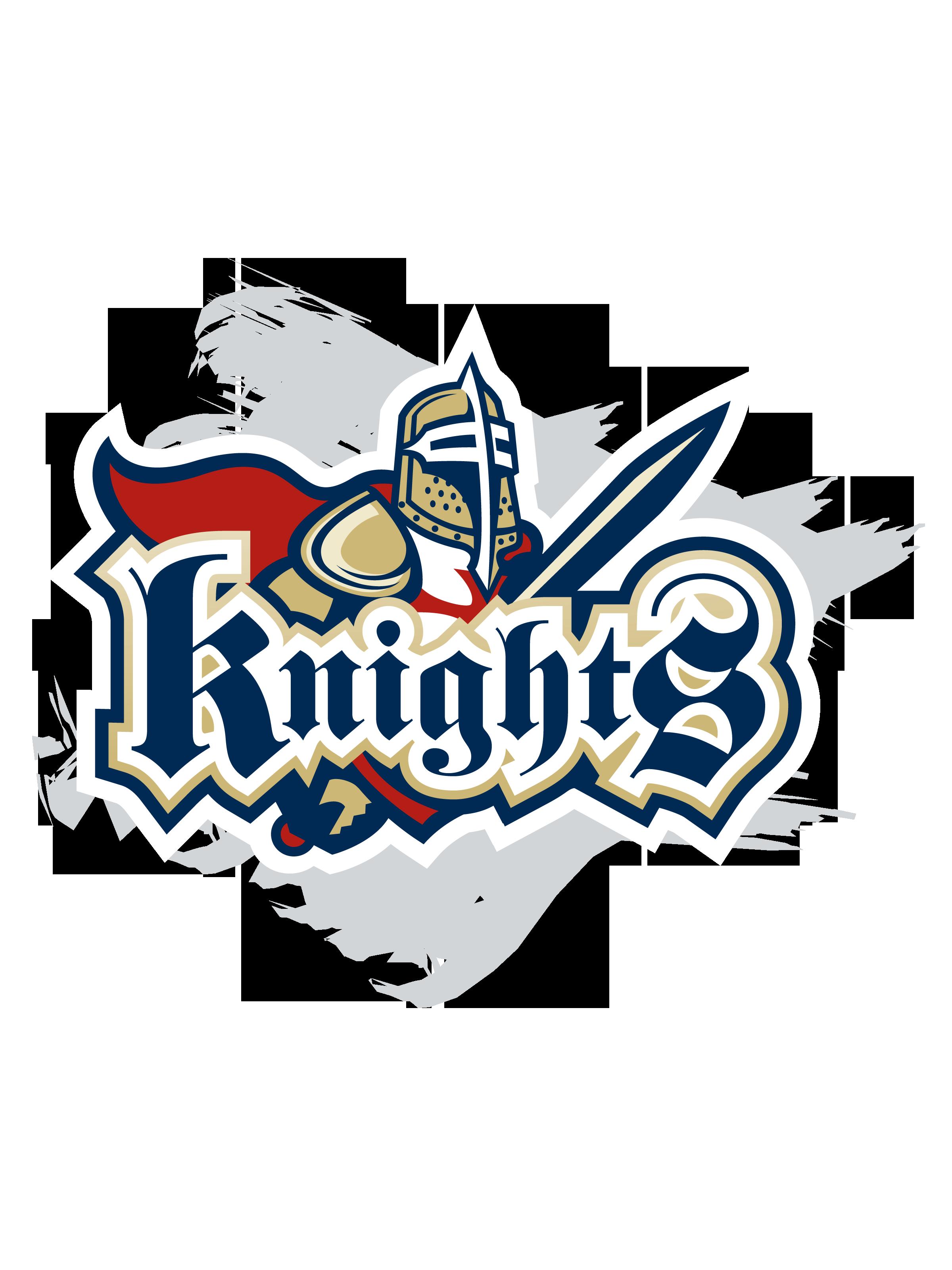 Knights logo.