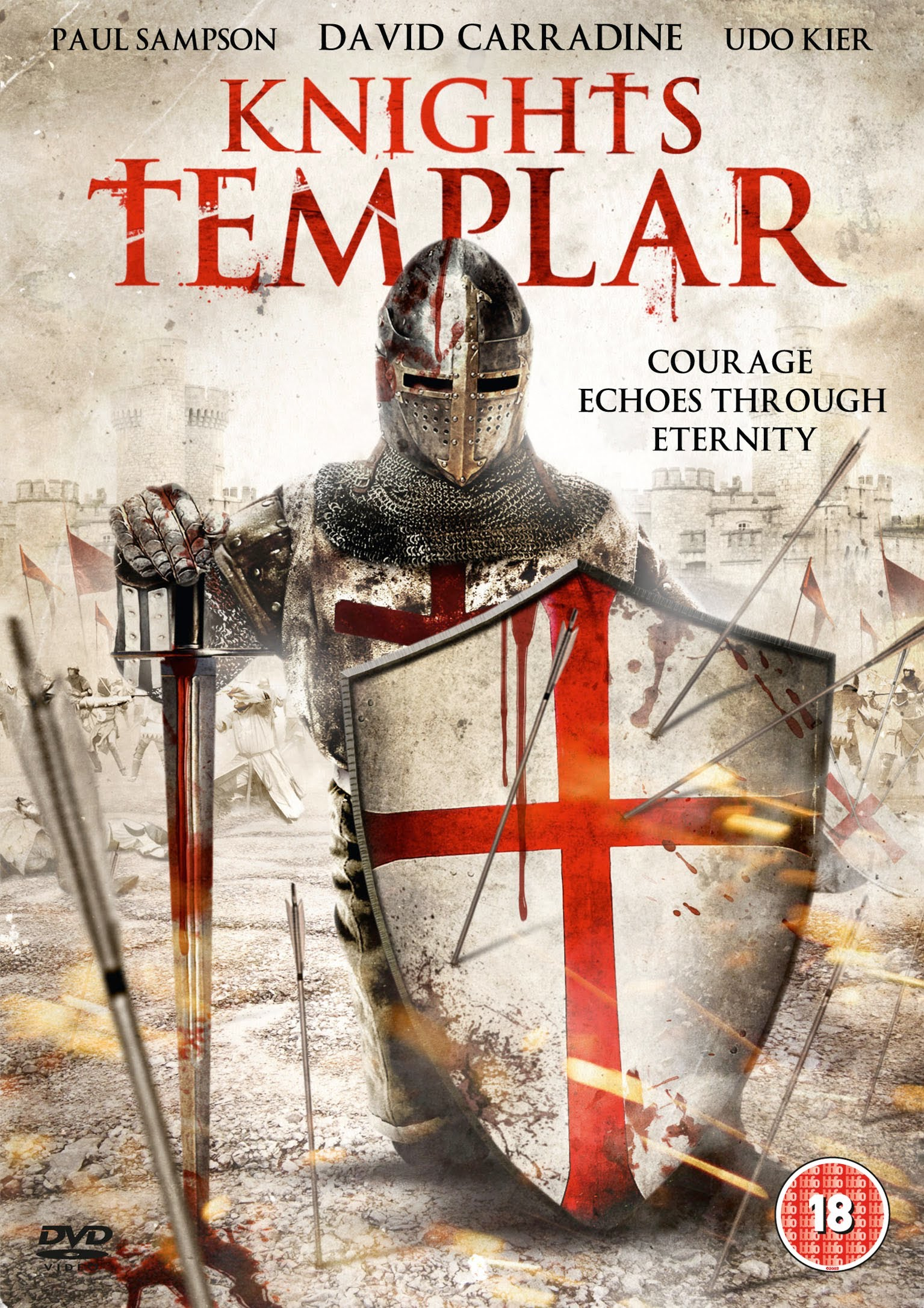 Knights Templar Official Trailer (2012).