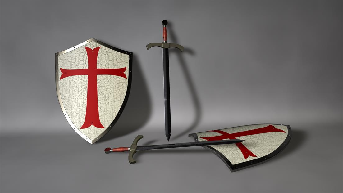 Who were the Knights Templar?.