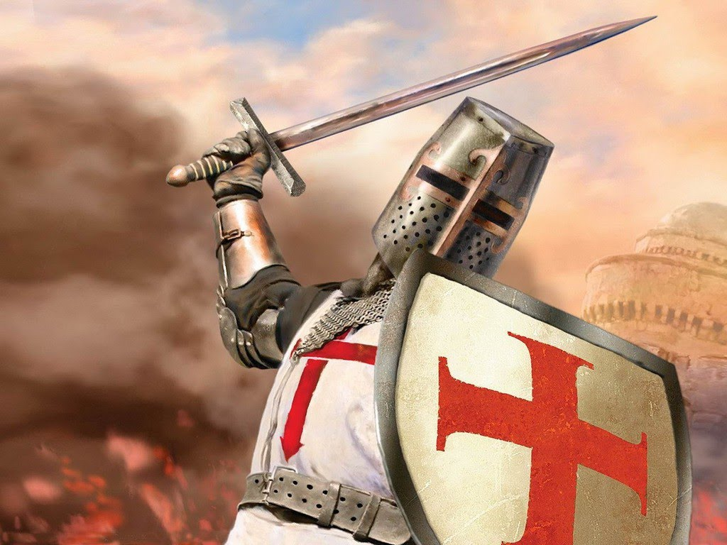 Secrets of the Knights Templar.