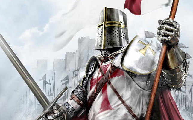 5 facts about the Knights Templar.