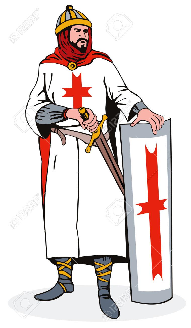 Knights Templar Clip Art.