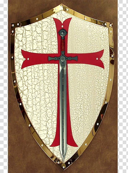 Christian Cross, Crusades, Middle Ages, Knight, Shield.