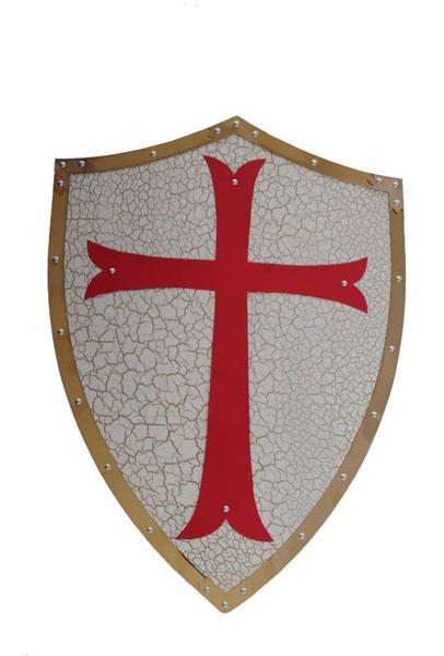 Knights Templar Seal Tattoo.