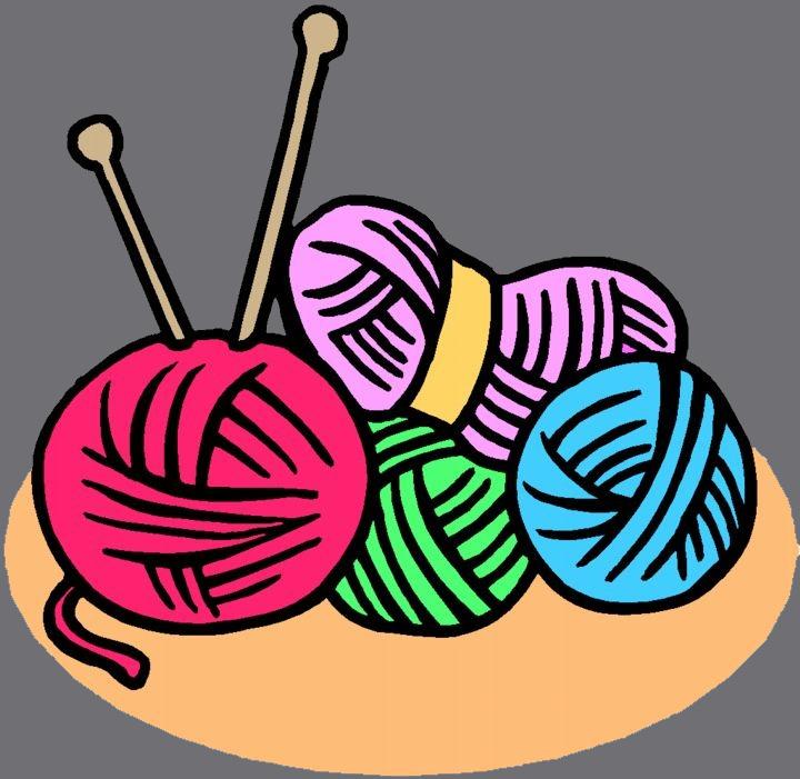 Knit Clip Art.