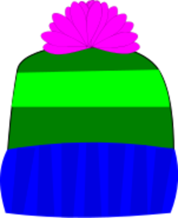 Knit Hat Clip Art.
