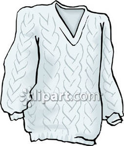 Sweater 20clipart.
