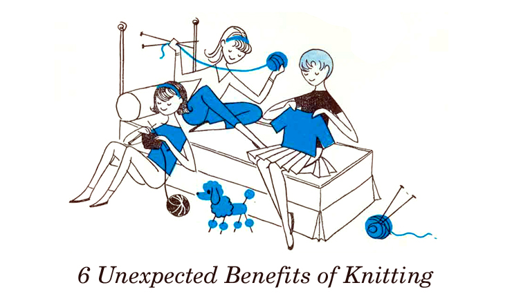6 Unexpected Benefits of Knitting (You'll Love #4!).