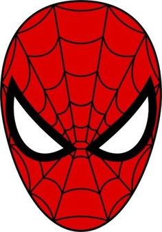 Spiderman Face Logo Spiderman Mask Clipart 23424wall.jpg.