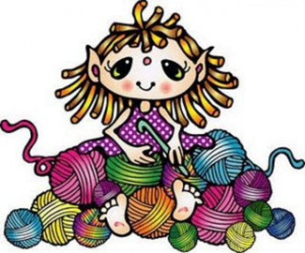 Free Clipart Knitting.