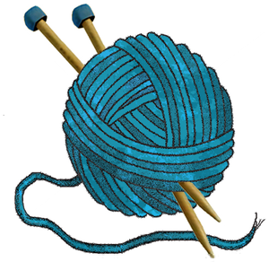 Free Knit Clipart.