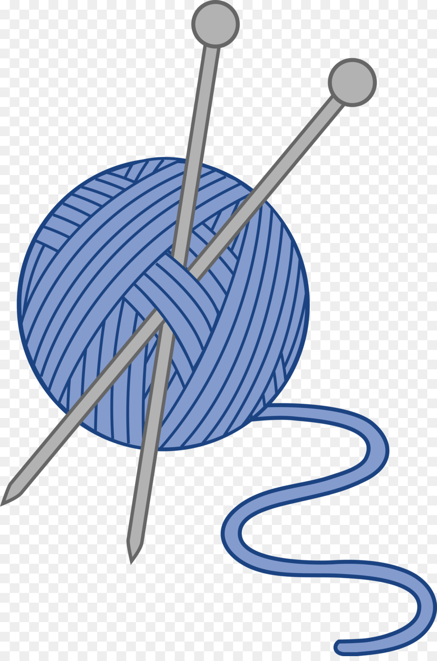 knitting needles clipart Knitting needle Hand.