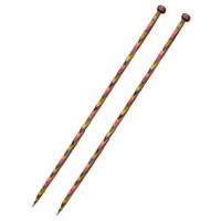 Clip art knitting needles.