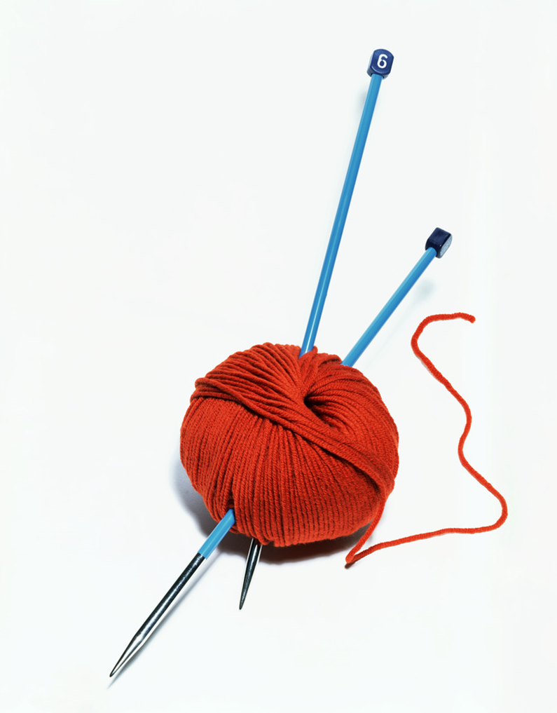 Png Yarn And Knitting Needles & Free Yarn And Knitting Needles.png.