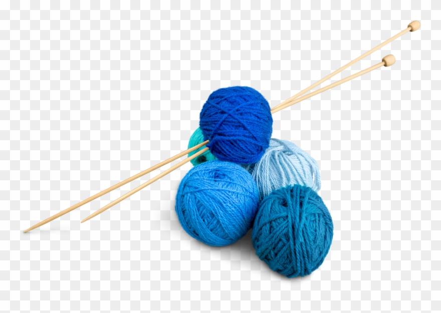 Knitting Transparent Background.