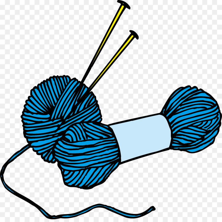 Yarn Line png download.