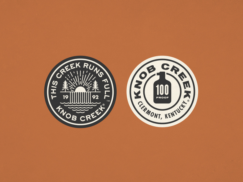 Knob Creek Pt. 3 by Daniel Seong on Dribbble.