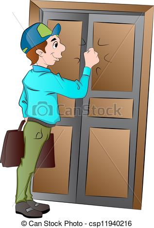 Knocking Vector Clipart Royalty Free. 1,966 Knocking clip art.