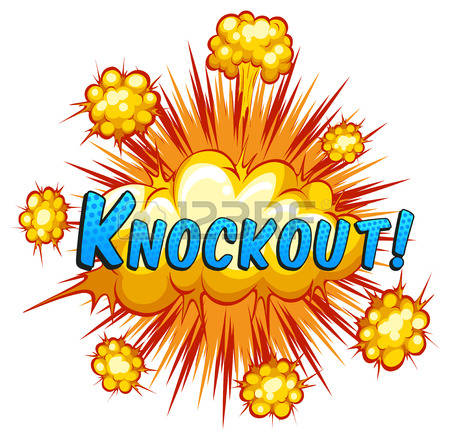 4,913 Knockout Cliparts, Stock Vector And Royalty Free Knockout.
