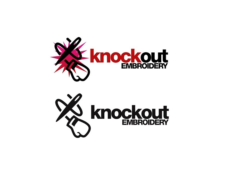Entry #9 by dezsign for Design a Logo for Knockout.