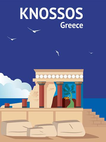 Knossos Clip Art, Vector Images & Illustrations.