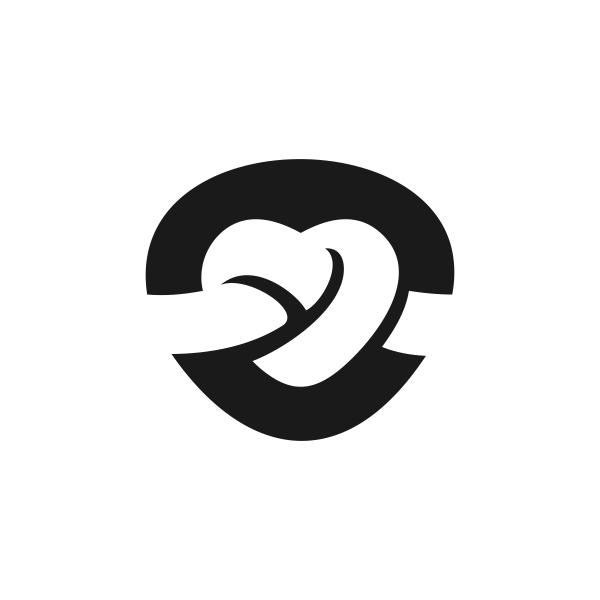 heart #logo #knot.