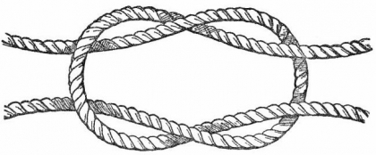 Clip art nautical knots.