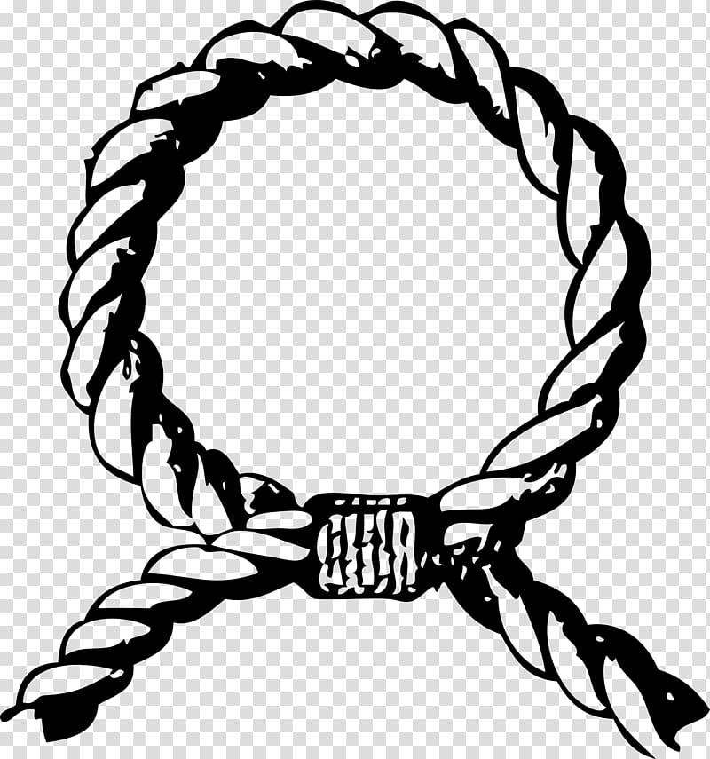 Knot Rope , rope knot transparent background PNG clipart.