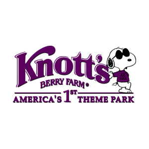 Knotts berry farm clipart.