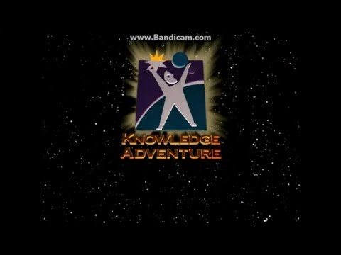 Knowledge Adventure logo (My First Encyclopedia Variant).