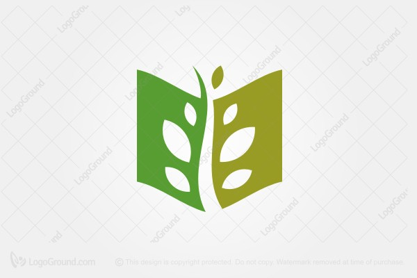 Exclusive Logo 12772, Tree Of Knowledge Logo.