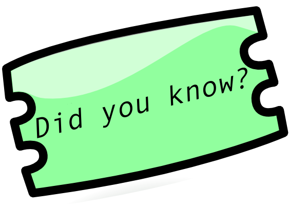 Known clipart.