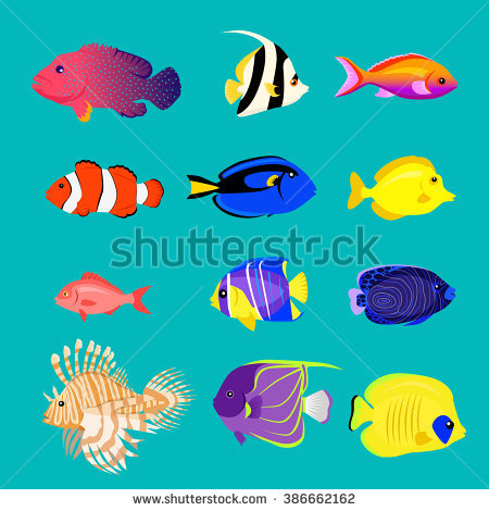 Underwater Fish Stock Images, Royalty.