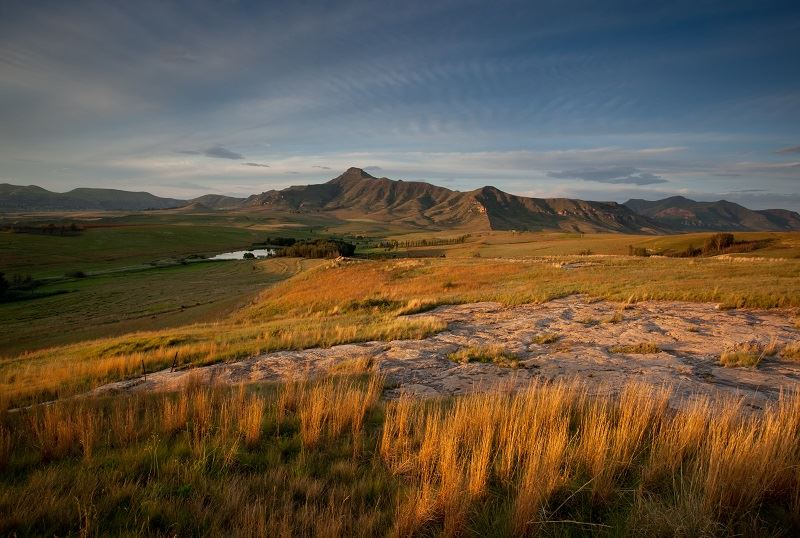 Clarens Camping and Caravanning Accommodation.