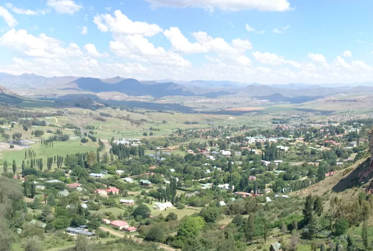 Clarens, Free State.