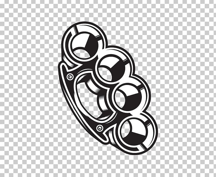 Graphics Brass Knuckles Logo PNG, Clipart, Art, Black And.