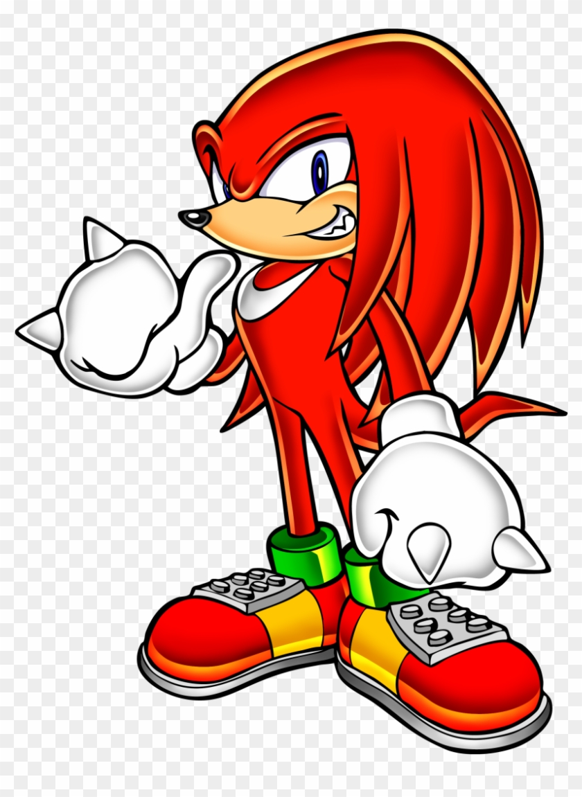 And Knuckles Png.