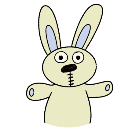 Knuffle Bunny Coloring Pages.