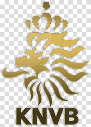 Koninklijke Nederlandse Voetbalbond KNVB, KNVB logo.
