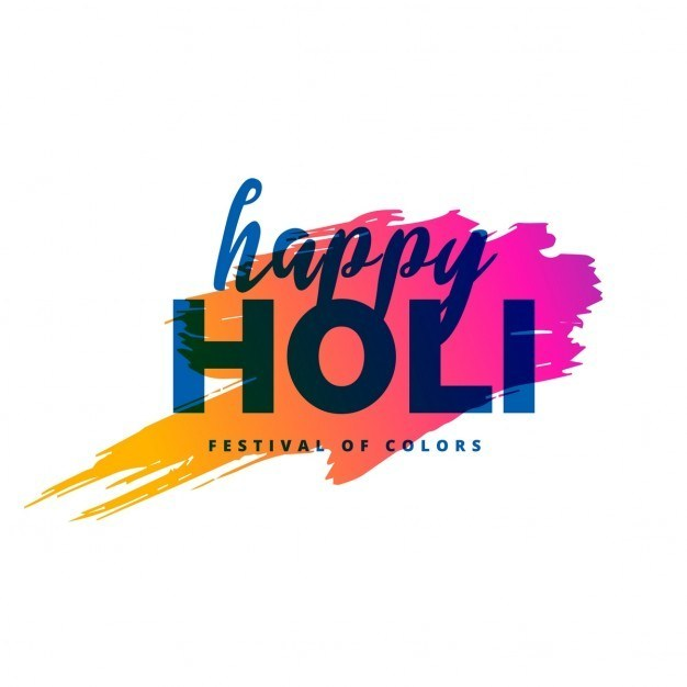 Happy Holi Png Image 2018 For Picsart and Photoshop Editing New.