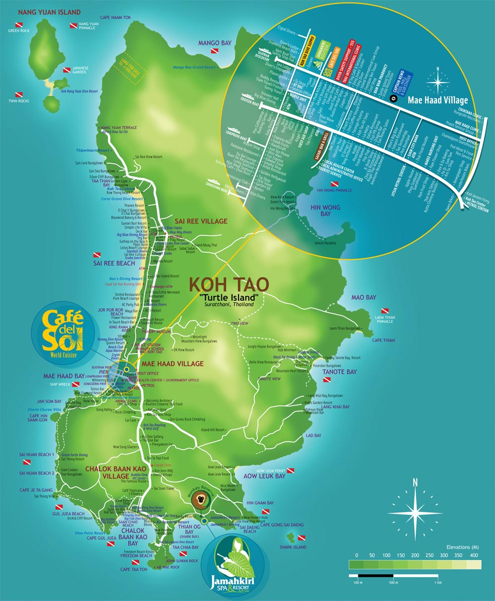 About Koh Tao.