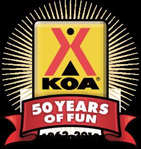 KOA 50 Years of Fun 1962.