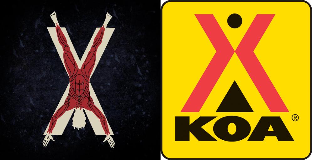 Anyone else see a KOA logo and suddenly think House Bolton.