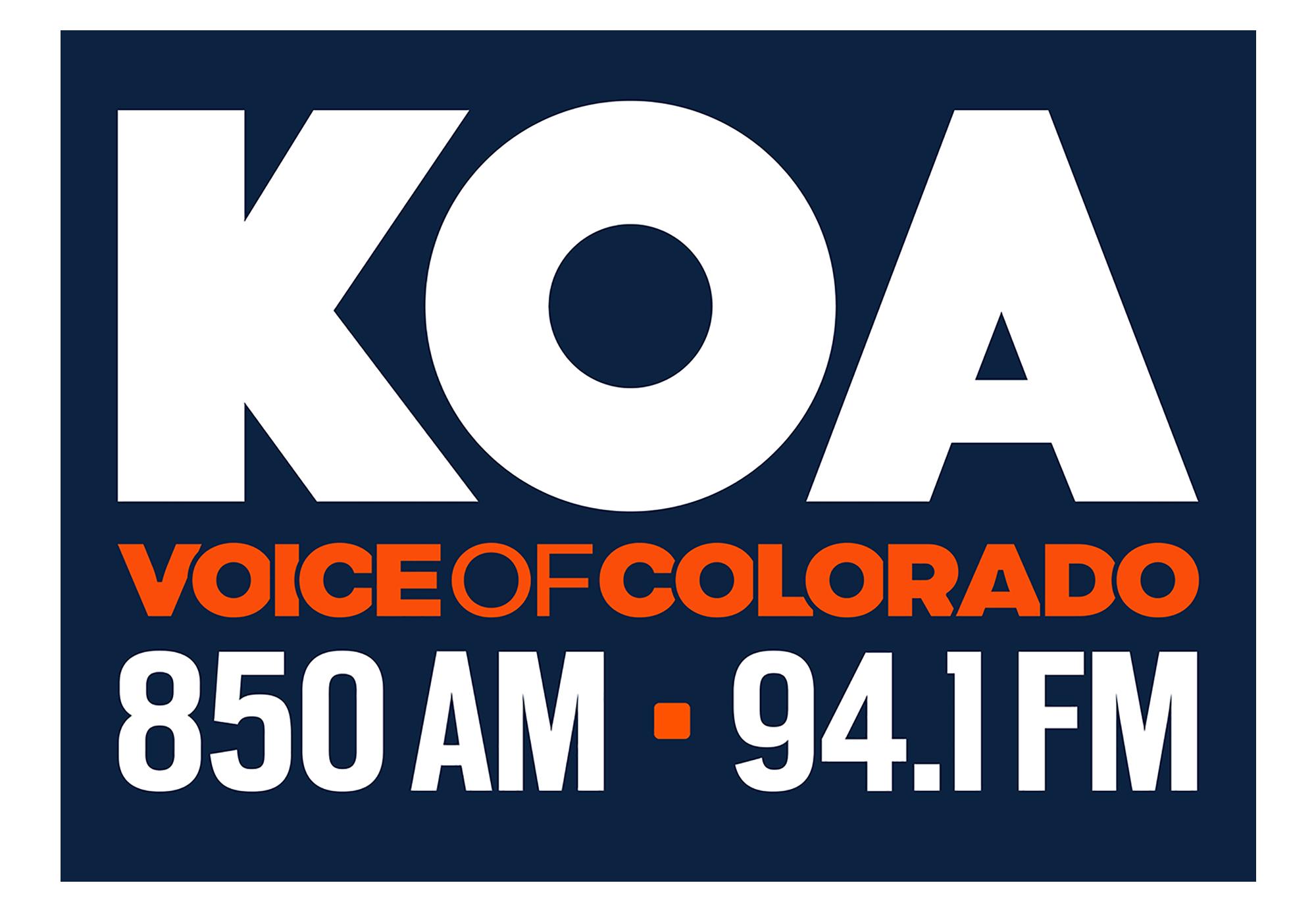 KOA 850 AM & 94.1 FM.